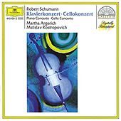 Schumann: Piano Concerto Op.54; Cello Concerto Op.129 by Various Artists