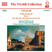 Cello Concerti RV 398, 399, 404, 406, 410, 412 & 419 by Antonio Vivaldi