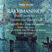 Rakhmaninov: Piano Concerto No.4 & Variations on Corelli & Paganini by Sergei Rachmaninov