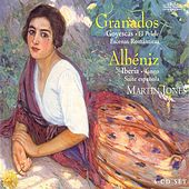 Granados / Albéniz: Spanish Piano Music - Volume 1 by Various Artists