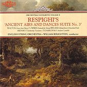 Respighi's Ancient Airs and Dances Suite No. 3 - Orchestral Favourites Volume II by Various Artists