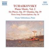 Piano Music Vol. 2 by Pyotr Ilyich Tchaikovsky