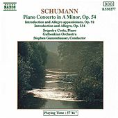 Piano Concerto / Concert Pieces by Robert Schumann