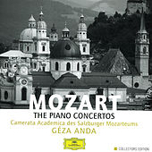 Mozart: The Piano Concertos by Géza Anda