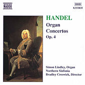 Organ Concertos, Op. 4 by George Frideric Handel