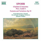 Clarinet Concertos Nos. 2 and 4 by Louis Spohr