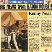 Big News From Baton Rouge! by Kenny Neal