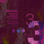 Tchaikovsky: Symphonies 4-6 by Philadelphia Orchestra