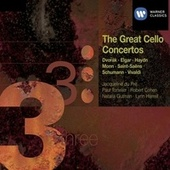 The Great Cello Concertos by Various Artists