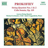String Quartets / Cello Sonata by Sergey Prokofiev