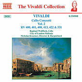 Cello Concerti RV 400, 401, 408, 413, 422 & 531 by Antonio Vivaldi