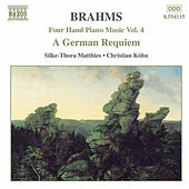 Four Hand Piano Music Vol. 5 by Johannes Brahms