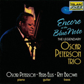 Encore at the Blue Note by Oscar Peterson