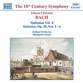 Sinfonias Vol. 4 by Johann Christian Bach