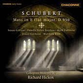 SCHUBERT: Mass in E flat major, D. 950 (Hickox) by James Gilchrist