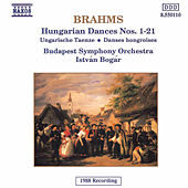 Hungarian Dances Nos. 1-21 by Johannes Brahms