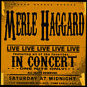 In Concert - One Night Only by Merle Haggard