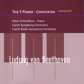 The 5 Piano-Concertos by Various Artists