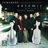 Schubert: String Quintet in C, String Quartet No. 12 'Quartettsatz' by Artemis Quartet