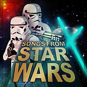 Songs from Star Wars by 101 Strings Orchestra