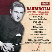 Barbirolli – New York Philharmonic Symphony Orchestra by New York Philharmonic