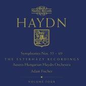 Haydn: Symphonies Nos. 55-69 - The Esterházy Recordings by Austro-Hungarian Haydn Orchestra