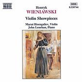 Violin Showpieces by Henryk Wieniawski