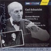 Gustav Mahler: Symphony No. 3 - Richard Strauss: Eine Alpensinfonie Op. 64 by Radio-Sinfonieorchester Stuttgart