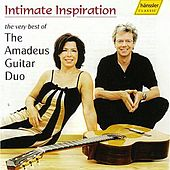 Intimate Inspiration - the very best of The Amadeus Guitar Duo by Amadeus Guitar Duo