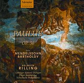 Mendelssohn: Paulus Op. 36 - Helmuth Rilling by Helmuth Rilling