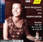 Joseph Haydn: Maria Bergmann Plays Joseph Haydn by Maria Bergmann