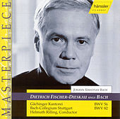 Dietrich Fischer-Dieskau Sings Bach by Dietrich Fischer-Dieskau