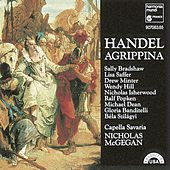 Handel: Agrippina by Nicholas McGegan Capella Savaria