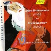 Weprik, Krejn, Gnesin, Bamburg, Bloch: Jewish Chamber Music by Tabea Zimmermann