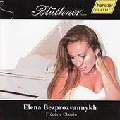 Frédéric Chopin by Elena Bezprozvannykh