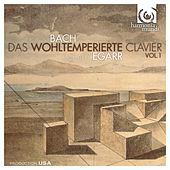 Bach: The Well-Tempered Clavier, Book 1, BWV 846-869 by Richard Egarr