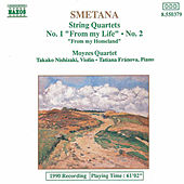 String Quartets Nos. 1 and 2 by Bedrich Smetana