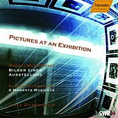Rachmaninov, Mussorgsky: Pictures at an Exhibition by Lilya Zilberstein