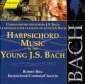 Johann Sebastian Bach: Harpsichord Music by the Young J.S. Bach by Robert Hill