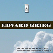 Edvard Grieg: Peer Gynt Suite No.1 & 2  (Concert For Piano) by Various Artists