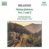 String Quintets Nos. 1 and 2 by Johannes Brahms
