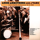 Live In Zurich by Louis Armstrong
