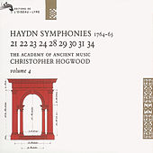 Haydn: Symphonies Vol.4 by The Academy Of Ancient Music