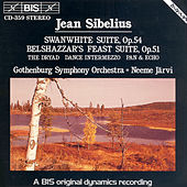 SIBELIUS: Swanwhite Suite / Belshazzar's Feast Suite / The Dryad / Dance Intermezzo / Pan and Echo by Gothenburg Symphony Orchestra