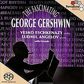 The Fascinating George Gershwin by Vesko Eschkenazy