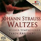 STRAUSS: Waltzes by Victor Symphony Orchestra