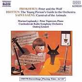 Peter and the Wolf / Carnival of the Animals by Various Artists
