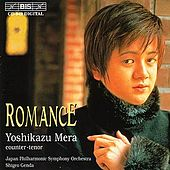MENDELSSOHN / HANDEL / BACH / STRAUSS:  Songs for counter-tenor and orchestra by Yoshikazu Mera