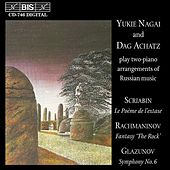 GLAZUNOV: Symphony No. 6 (arr. for 2 pianos) by Dag Achatz