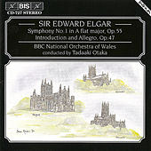 ELGAR: Symphony No. 1 by BBC National Orchestra Of Wales